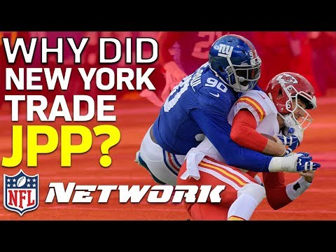 Why Did the Bucs Trade for JPP & How Does this Affect the Giants Draft Strategy? | NFL Network