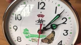 الزئبق الاحمر والبحث في ساعة الدجاجة ذو النجمتين antique