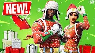 Christmas Skins & Season 7 Gameplay!! *Pro Fortnite Player* // 1,700 Wins // Fortnite Live Gameplay