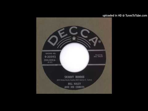 Haley, Bill & his Comets - Skinny Minnie - 1958