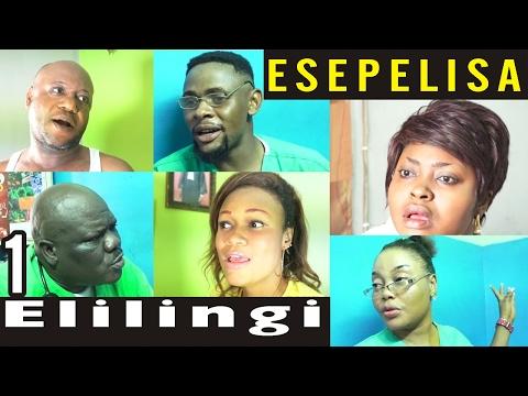 Elilingi 1 Esepelisa Nouveau Theatre Congolais 2017 Modero Barcelone Fatou Viya Herman  Nouveauté