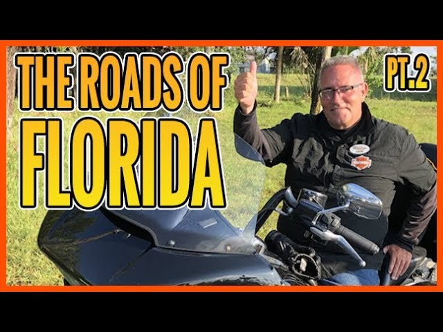 Born To Ride TV Episode 1219 - The Roads of Florida pt. 2 (content)