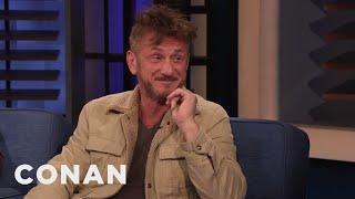 Sean Penn's Mom Put Her Hand In Jack Nicholson's Mouth - CONAN on TBS