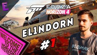 Прохождение Forza Horizon 4. Выпуск 1