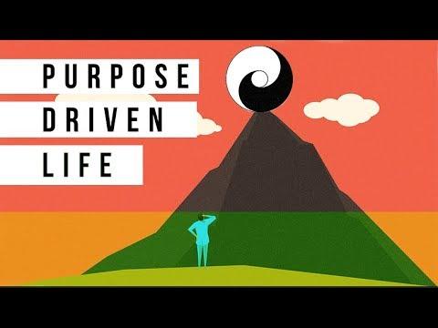 Jordan Peterson: Purpose-driven life