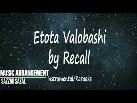 etota-valobashi---recall-instrumental-cover