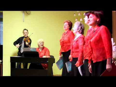 Video Snēpeles senioru Ziemassvētki  2016