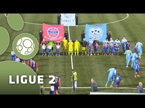 Châteauroux - Tours FC (2-1)  - Résumé - (LBC - TOURS) / 2014-15