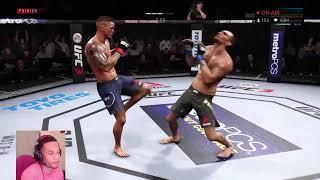 UFC 3 Division 6 Ranked Battles (24-6)