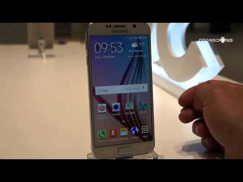 Probamos el nuevo TouchWiz del Samsung Galaxy S6