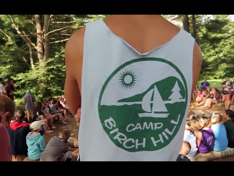 Camp Birch Hill - Your Home Away From Home - Classic New England Summer Camp