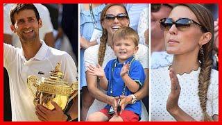 Novak Djokovic wife: Jelena gushes over Wimbledon 2018 champion as she speaks out on win