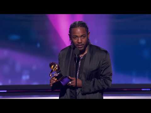 Kendrick Lamar Wins Best Rap Album |...