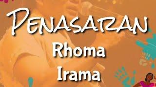 Gambar cover Penasaran | Rhoma Irama | Lyrics | HD