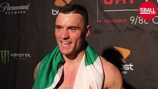 Bellator 217 | Kiefer Crosbie wants 165lbs division after Dublin win