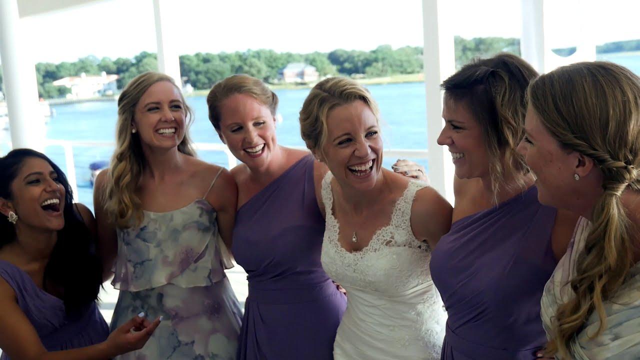 Lesner Inn Virginia Beach Wedding by eMotion Pictures Wedding Films