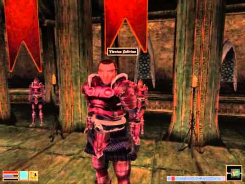 Let's play TES III Tribunal - 2 (deutsch) Dunkle Brüder