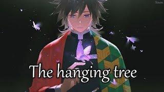 Nightcore - The Hanging Tree - (Lyrics)