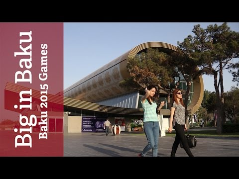 Azerbaijan Carpet Museum | Big In Baku