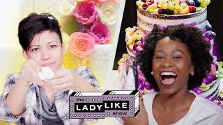 Download We Competed to Make Wedding Cakes • Ladylike Mp3 and Videos