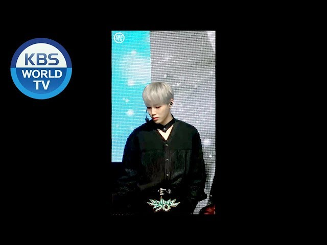 [FOCUSED] Ha Sungwoon (Wanna One) - Spring breeze [Music Bank / 2018.11.30]