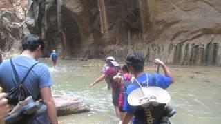 Zion - Narrows Hike