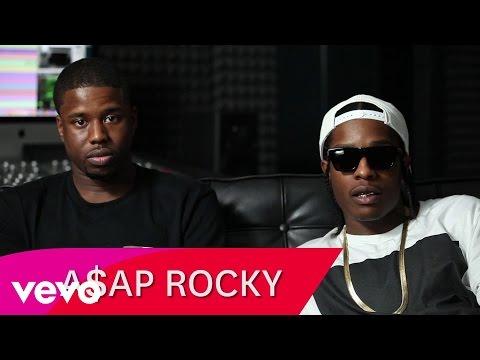 A$AP ROCKY - VEVO News Interview (Hot97 SJXX)