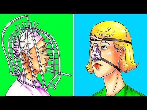 10 Страшных Изобретений Для Красоты, Которые Остались в Прошлом - Видео онлайн