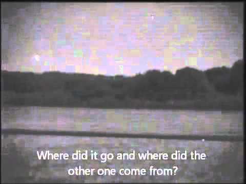 Copy of Multiple Ufo's captured on cctv great footage !