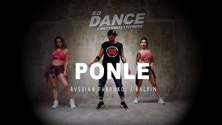 Ponle Rvssian, Farruko, J Balvin I Coreograf a Zumba Zin I So Dance.mp3