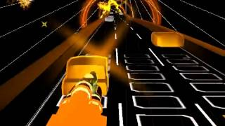 [Audiosurf]Forever Bound - Stereo Madness (Geometry Dash)