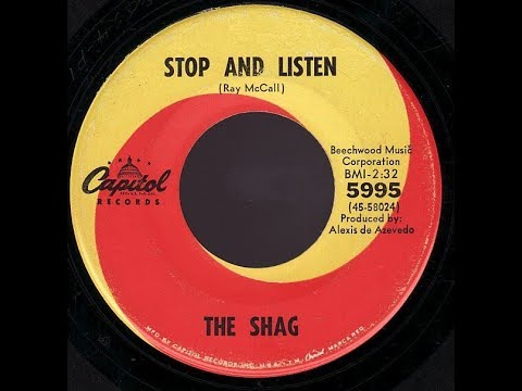 THE SHAG - Stop And Listen