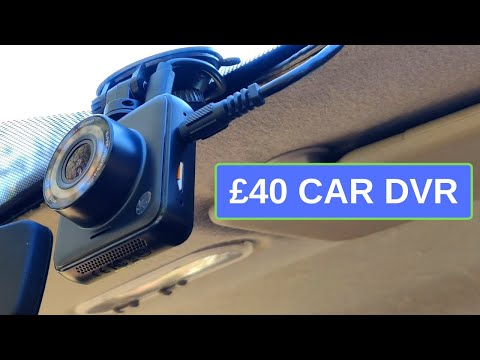 Apeman Dual Lens Dash Cam Reviewed: Two Cameras For Only $50!