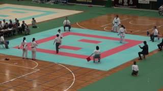 2017.05.28 2017西日本大学空手道選手権.