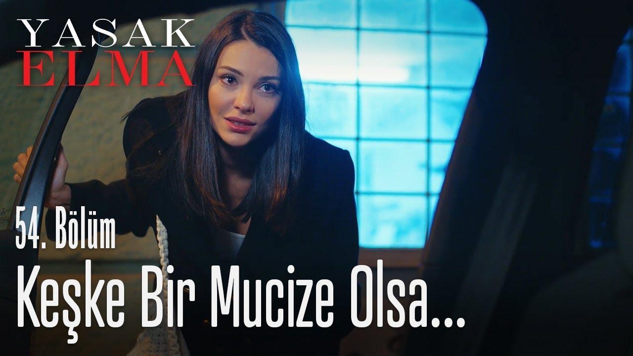 Leyla, Kaya'nın teklifini reddetti! - Yasak Elma 54. Bölüm