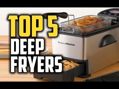 Best Deep Fryers In 2018 - Which Is The Best Deep Fryer?