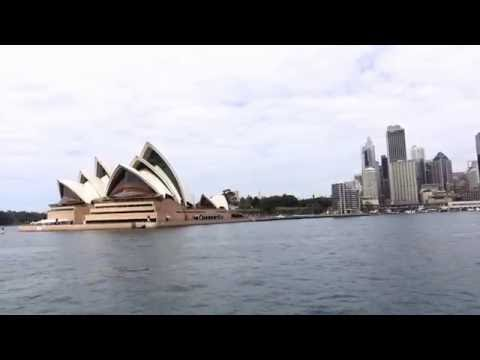 Manly Fast Ferry  from Circular Quay