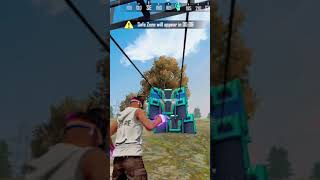 New Gloo Wall Trick Noob To Pro In 1 Second In Free Fire #Shorts