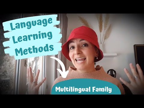 Five strategies to use more than one language with your bilingual child