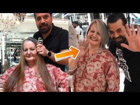 Professional Hairstyles by Mounir Salon | Amazing Hair Transformations Compilation 2018