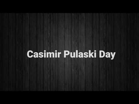 Sufjan Stevens - Casimir Pulaski Day Lyrics
