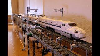 LEGO N700系 みずほ・さくら N700 series Mizuho Sakura