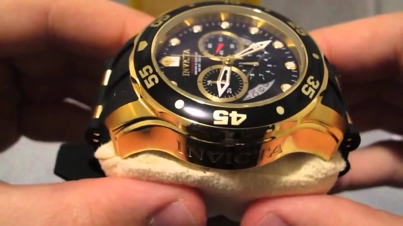ef8d886e29f Relogio Invicta 6981 Pro Diver Original - YouTube