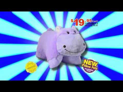 Original Pillow Pets Commercial Australia Youtube