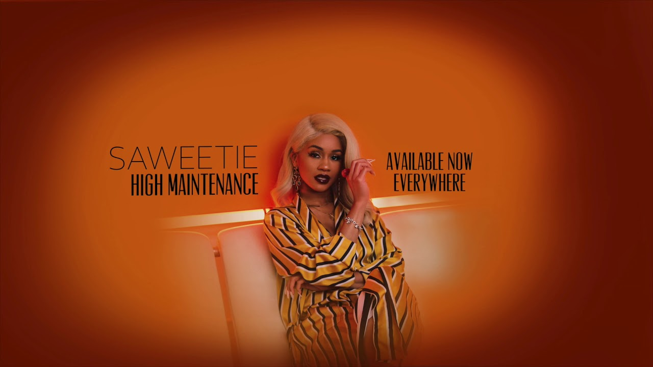 saweetie-high-maintenance-official-audio-video