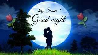 💞Good night special :love WhatsApp status video with lyrics 😍💞