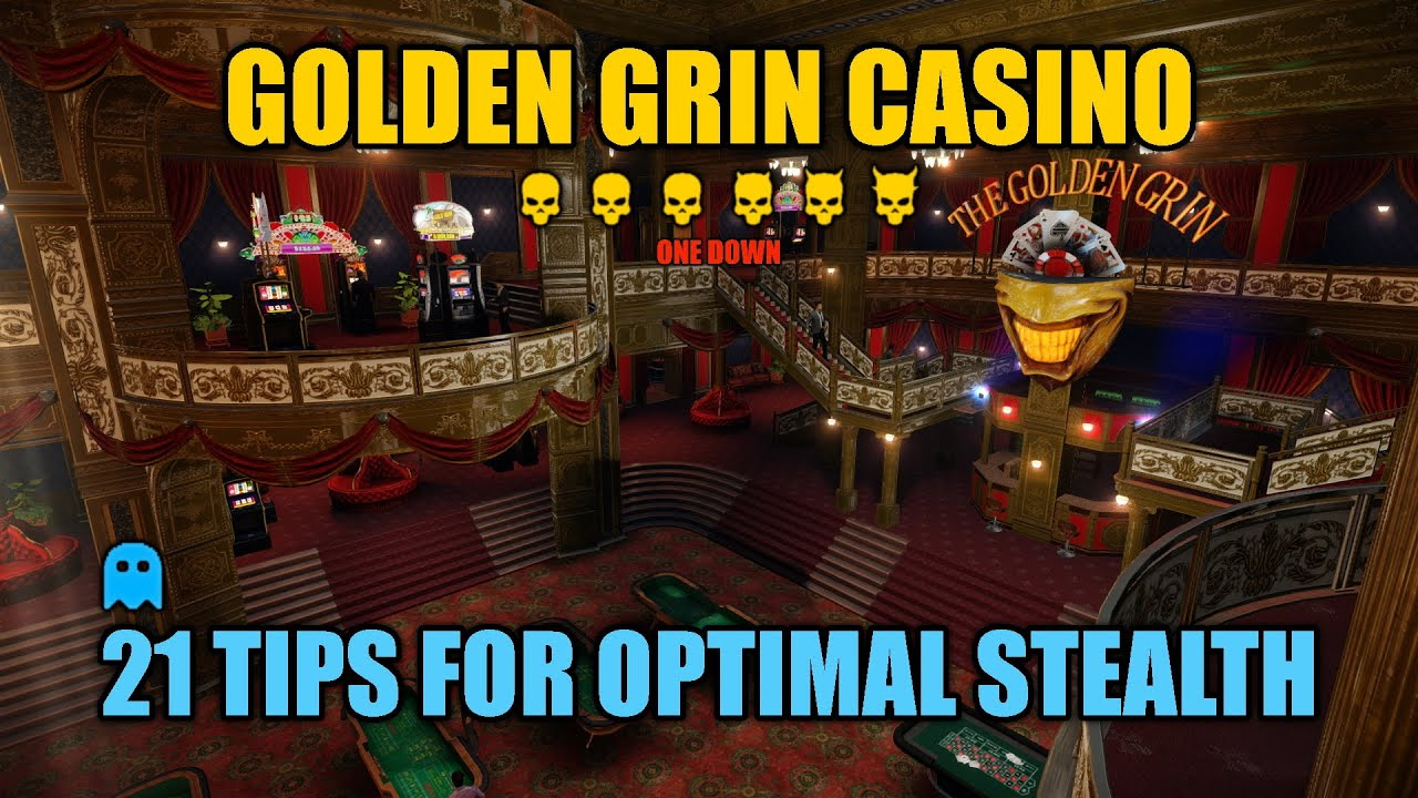 Golden Grin Casino Solo Stealth