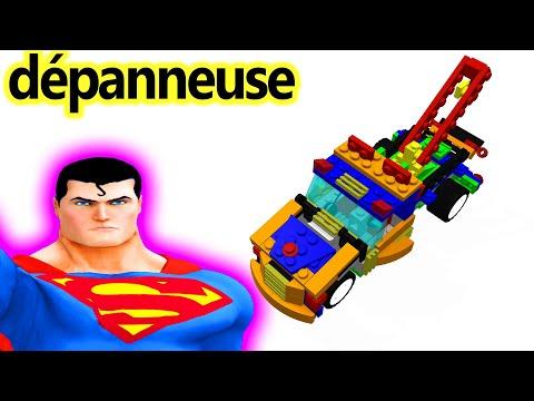 Jouet Remorquer Un Camion Vidéos Enfants Superman