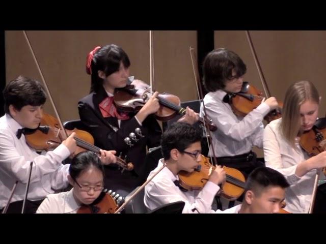 16 Holmes Advanced Orchestra Marche Slav Tchaikovsky