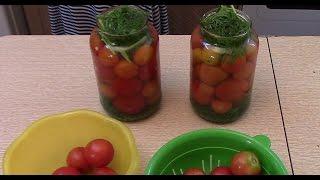 ТОМАТЫ. Заготовка на зиму с морковной ботвой - 7 дач